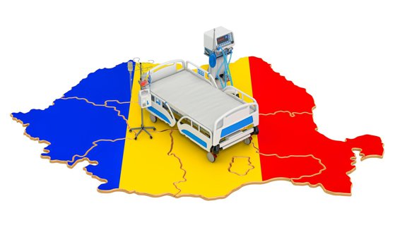 Imaginea articolului Record of new coronavirus infections in Romania: 8.651 new cases and 146 deaths